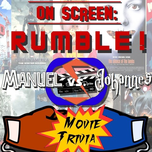 On Screen: Rumble - Movie Trivia Quiz: Manuel vs. Johannes (German/Deutsch)