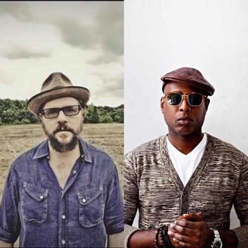 Patterson Hood (Drive By Truckers) with Talib Kweli