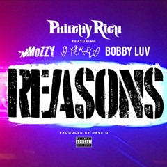 Reasons (feat. Mozzy, G. Perico & Bobby Luv)
