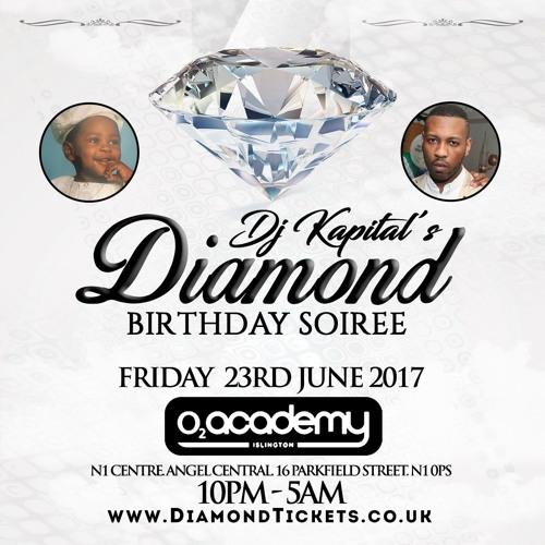 DIAMOND: DJ Kapital's UK Funky Mix Hosted By MC Ramzee - Fri