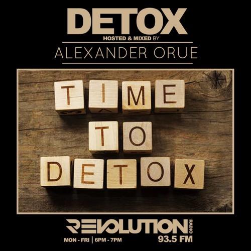 Detox - MAY 31