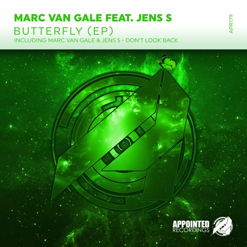 APR179 : Marc van Gale feat. Jens S - Butterfly (Original Mix)