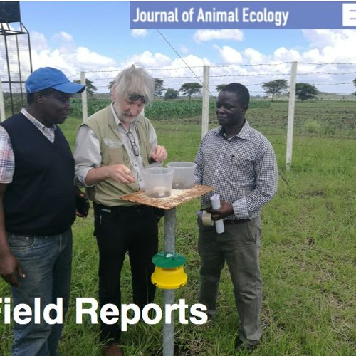 Journal of Animal Ecology: Field Reports, episode 2 Ken Wilson