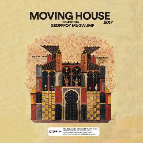 "Arbeid Adelt ""De Man Die Alles Noteert"" DC Salas Rework (from ""Moving House 2017"" / SF010CD-SF010)"
