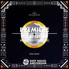 Premiere: Floyd Lavine - Masala (Pablo Fierro Remix)