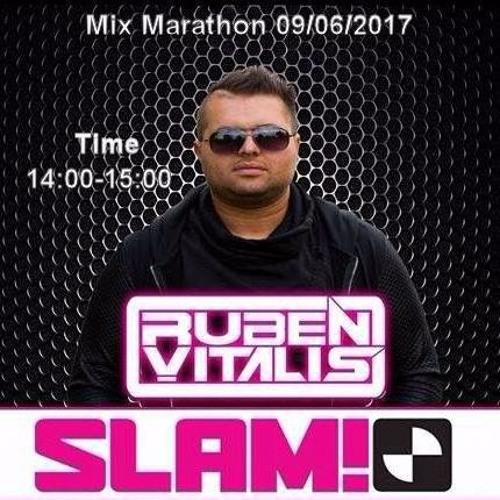 Slam mixmarathon June 2017