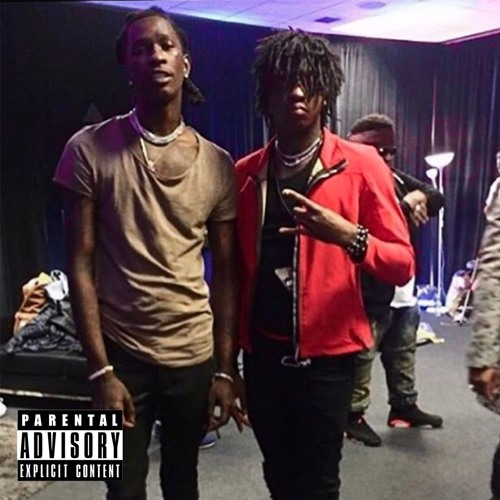 Sahbabii - Pull up Wit Ah Stick Ft Young Thug