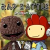 Scribblenauts vs. Little Big Planet - Rap Battle *OLD AUDIO* (Happy Birthday Justin!)