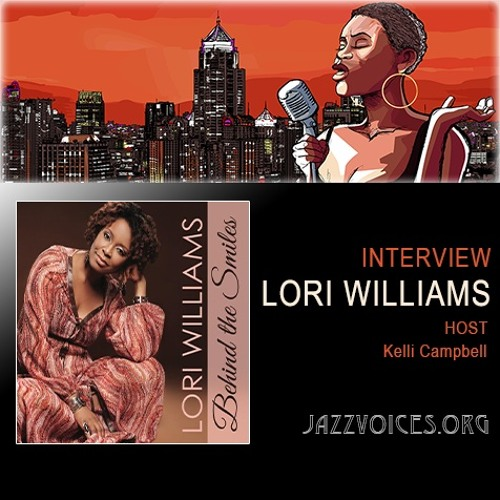 JazzVoices.org  interview with  Lori Williams
