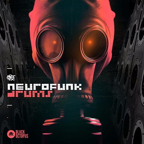 Black Octopus - ARTFX NeuroFunk Drums
