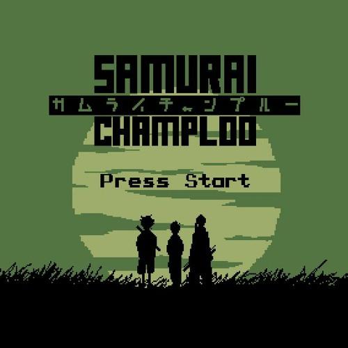 Samurai Champloo Gameboy Remix (Nujabes : BattleCry feat