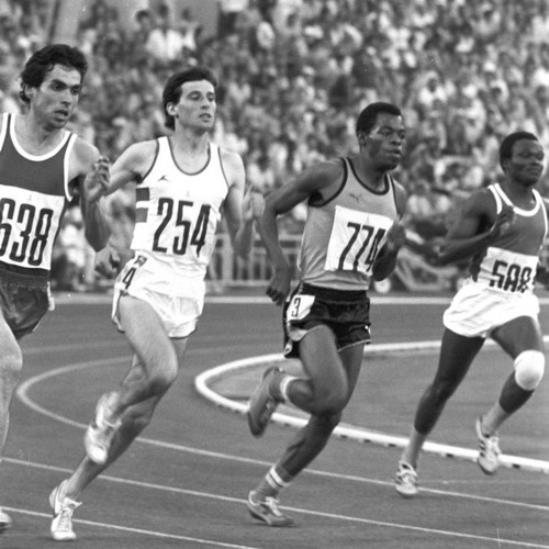 Episode 39 - Britain and the 1980 Olympics Boycott