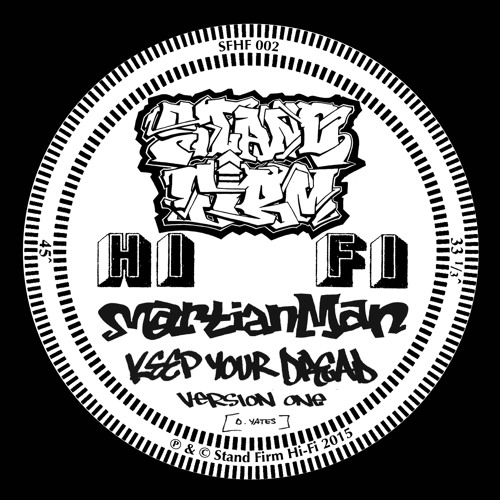 MartianMan - Keep Your Dread [Version One]
