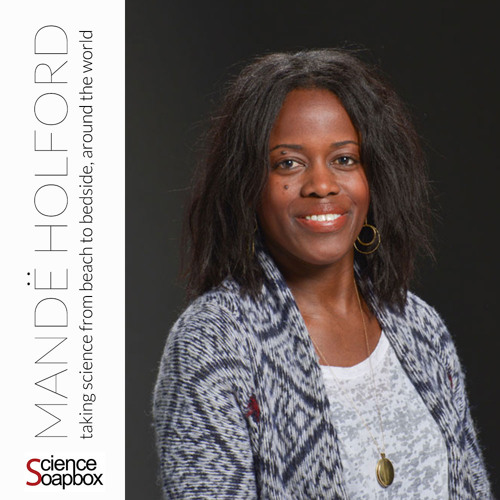 Mandë Holford: taking science from beach to bedside, around the world