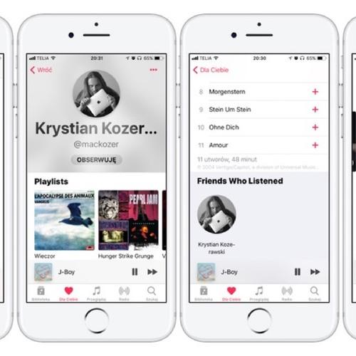 MyApple Daily (S04E192) #417: Obserwuj znajomych w Apple Music – nowa funkcja iOS 11
