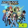 "Disney XD's BEYBLADE BURST - ""Battle Above My League"" Theme"
