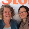 Tara Ayres and Leah Rothman (12/06/14)