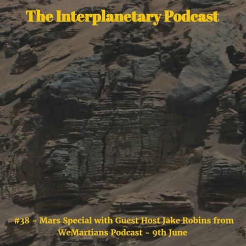 #38 - Mars Special - Jake Robins - Wemartians