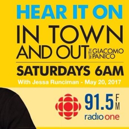 Jane Gurr & Ed Kucerak Interview with Jessa Runciman - CBC Ottawa Radio's In Town and Out