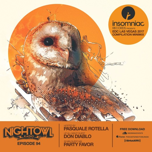Night Owl Radio 094 ft. Don Diablo and Party Favor