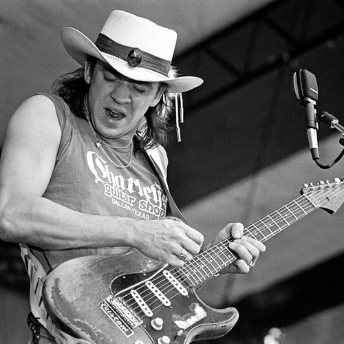 stevie ray vaughan-mary had a little lamb ''guitar cover''