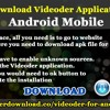 How To Download Videoder Application On Your Android Mobile