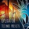 Mind Flux - Ableton Operator Techno Presets