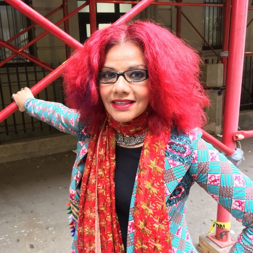 """Mona Eltahawy on BBC World Service """"The Cultural Frontline""""  June 10 2017"""