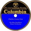 03 Chérie I Love You - The Blue Ramblers Dance Band