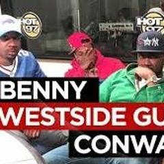 CONWAY BENNY WESTSIDE GUNN Funk Flex Freestyle 2017
