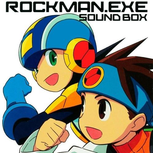 Megaman(Rockman)EXE4 Cyber Battle【バンブラP】