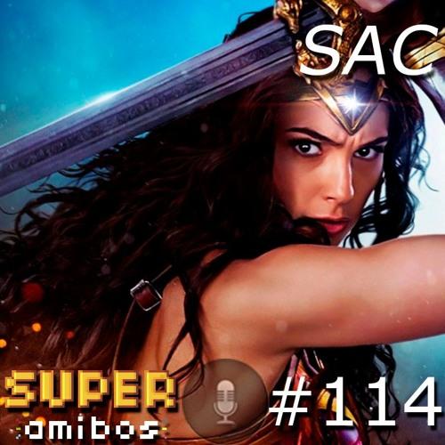 SAC 114 - Mulher Maravilha, Alien Covenant, Internet O Filme, Drifting Lands