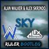 Alan Walker & Alex Skrindo - Sky (Rijler Bootleg) Free Download!! [click Buy]