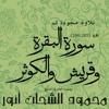 Download الشيخ محمود الشحات أنور | ما تيسر من أواخر سورة البقرة وقصار السور | برادفورد انجلترا Mp3