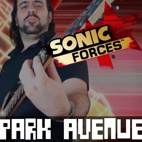 SonicForces, Park Avenue METAL Remix (Custom character)