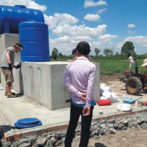 Clean Water In Cambodia