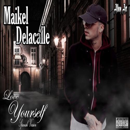 Maikel Delacalle - No quiero Llorar Love Yourself (Spanish Version) (By AlboyGB)