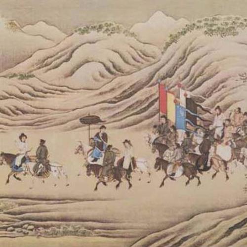 Guqin - Da Hujia 《大胡笳》