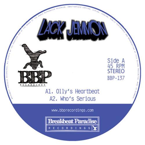 BBP137 - Lack Jemmon EP - Minimix (Out Now)