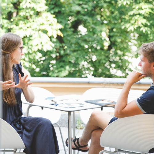 Strategy and Ginger Tea_Interview mit Fabian Freigeist_Buch