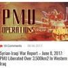 Syrian-Iraqi War Report – June 8, 2017: PMU Liberated Over 3,500km2 In Western Iraq