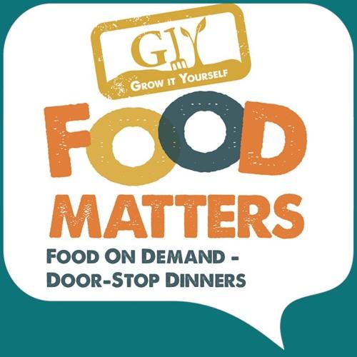 Food On Demand - Door - Stop Dinners