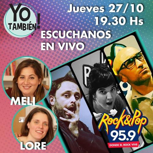 #YoTambien @Rock & Pop