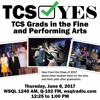 #TCSYes 2017-06-08 Class of 2017 Fine & Performing Arts Graduates