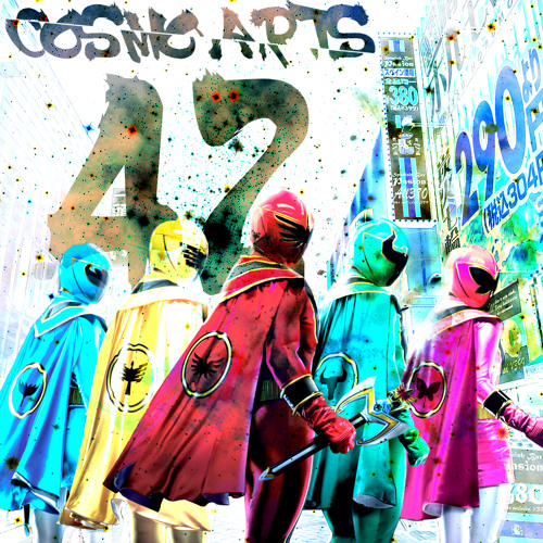 ZEROSYSTEM: COSMO ARTS #42 [Check The Playlist]