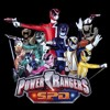Power Rangers SPD Opening Cover