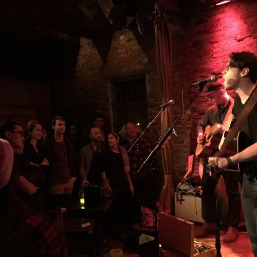 ETB Live at Rockwood Music Hall 3/4/17