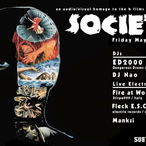 Live set @ Society Tokyo 2017