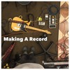 Making A Record EP25 -Tobe Kushiator; African Music & Learning Your Alphabet With A Talking Drum