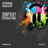 Stress Factor Podcast 225 - DJ B-12 - June 2017 Drum & Bass Studio Mix